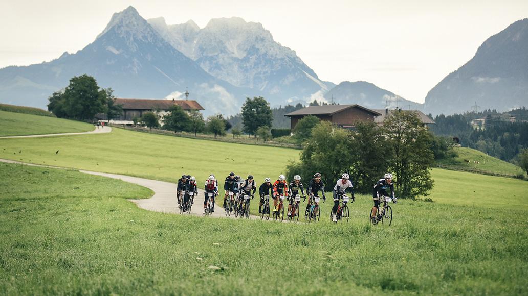 Kufsteinerland Radmarathon, Strecken