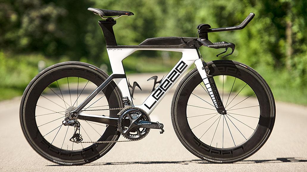 Leeze TT One, Test, Zeitfahr-Rad, Triathlon