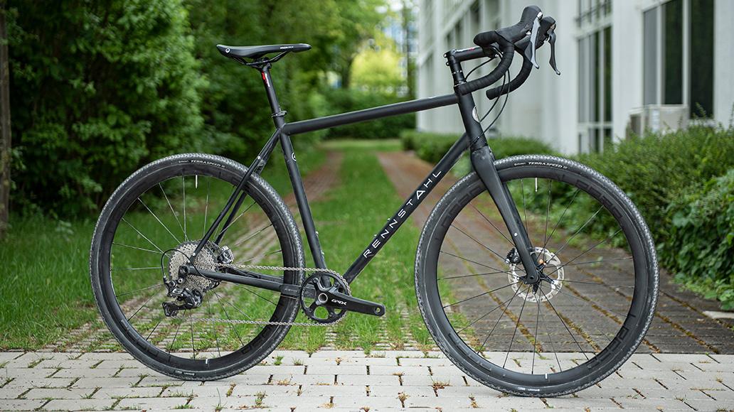 Rennstahl, Gravel, Bikepacking