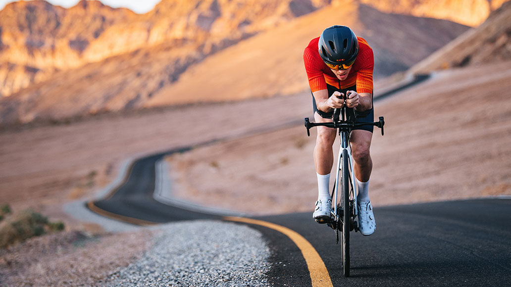 Triathlon, Radfahren