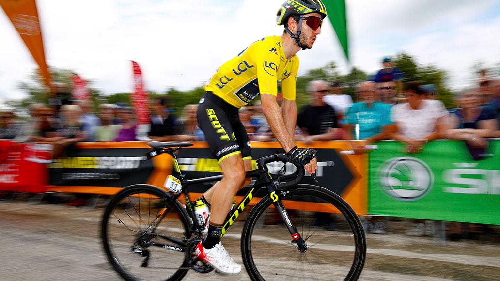 Adam Yates, Tour de France, Favoriten