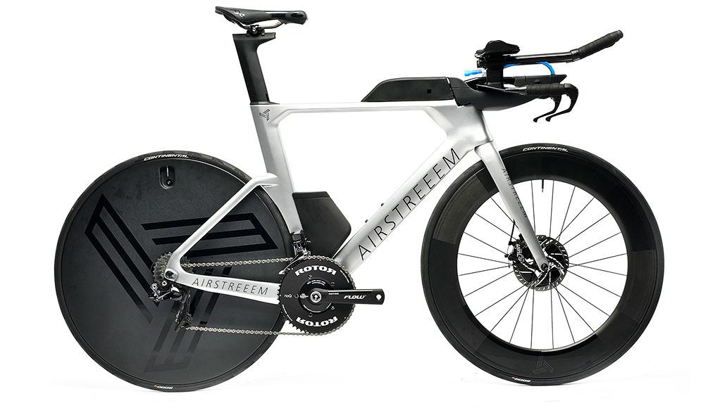 Airstreeem TT Plus Disc, Kaufberatung, Test, Zeitfahrräder, Triathlonräder