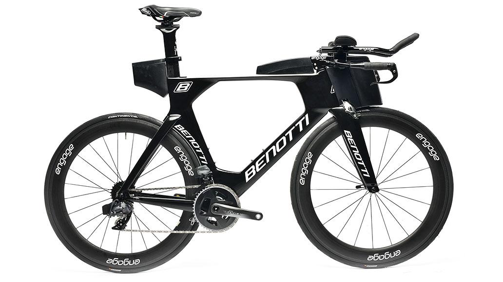 Benotti Fuoco Tri, Kaufberatung, Test, Zeitfahrrad, Aeroräder, Triathlonräder