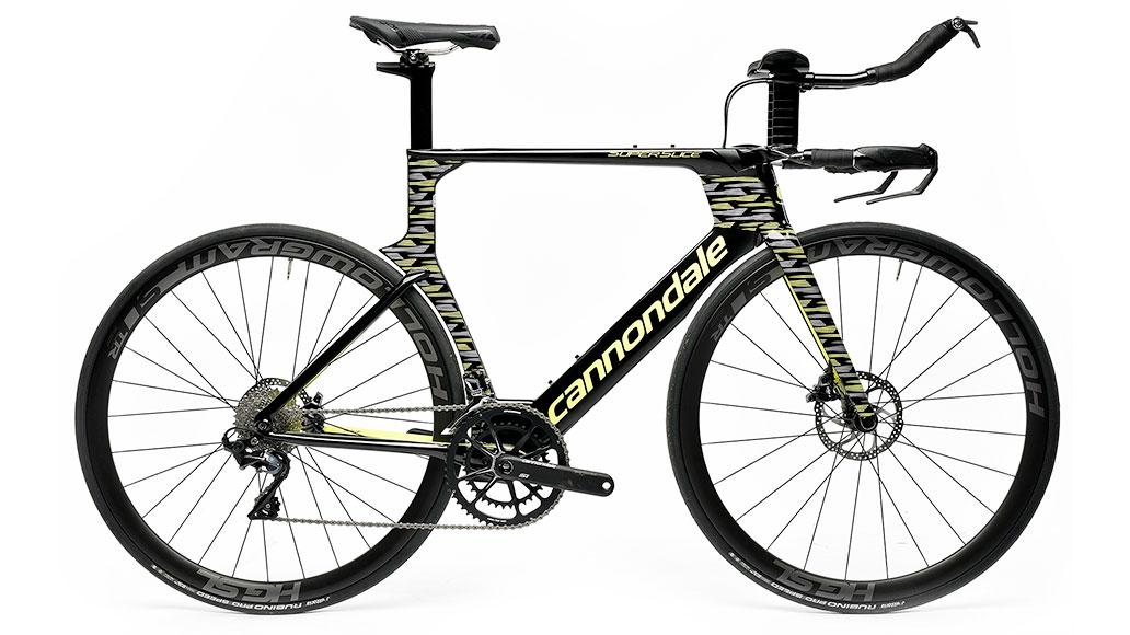 Cannondale Superslice Ultegra, Aeroräder, Triathlonräder, Test
