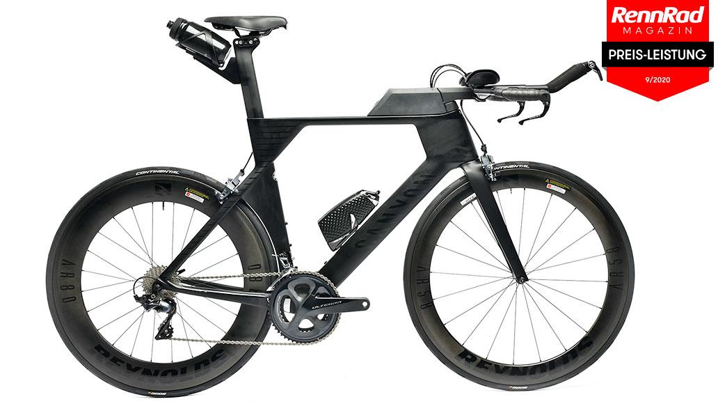 Canyon Speedmax CF 8.0, Triathlonräder, Aeroräder, Test
