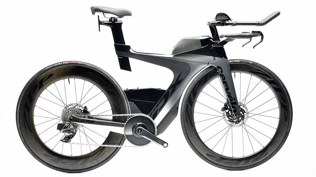 Cervélo PX, Zeitfahrräder, Test