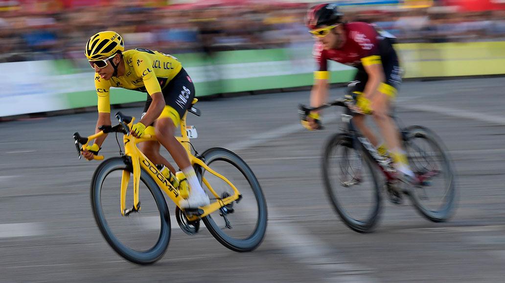 Egan Bernal, Tour de France 2020, Favoriten