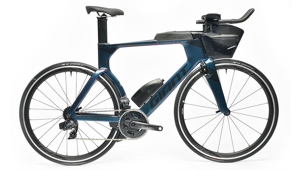 Giant Trinity Advanced Pro 1, Test, Zeitfahrräder, Triathlonräder, Aeroräder