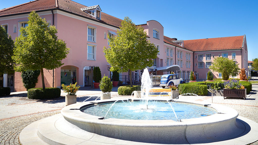 Hotel Maximilian, Fahrvergnügen, Radfahren, Regeneration, Rottal