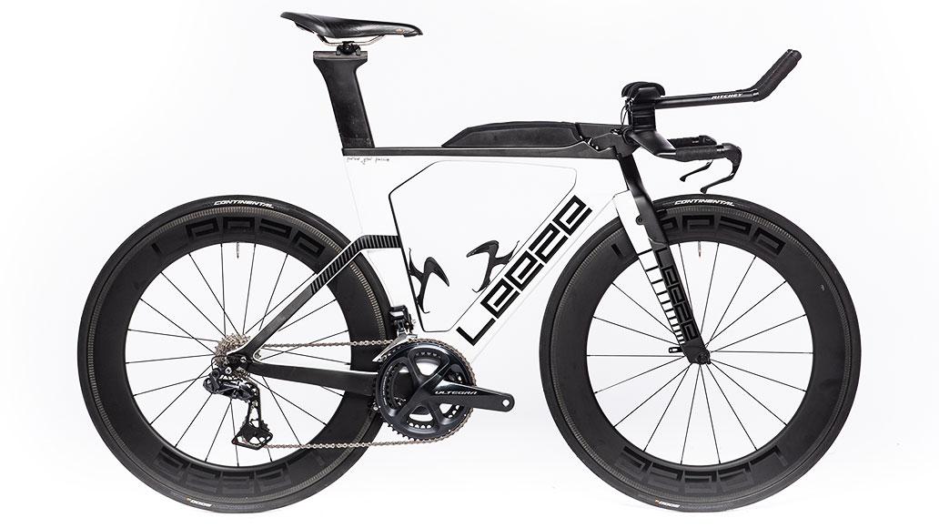 Leeze TT One, Zeitfahrräder, Test, Triathlonräder, Aeroräder