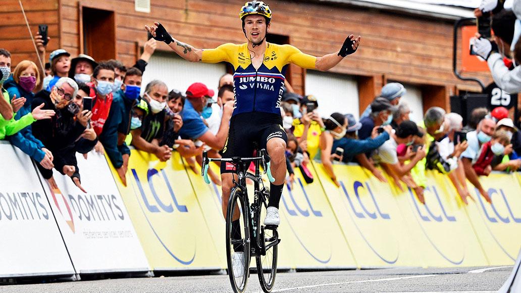 Primož Roglič, Tour de France 2020, Favoriten