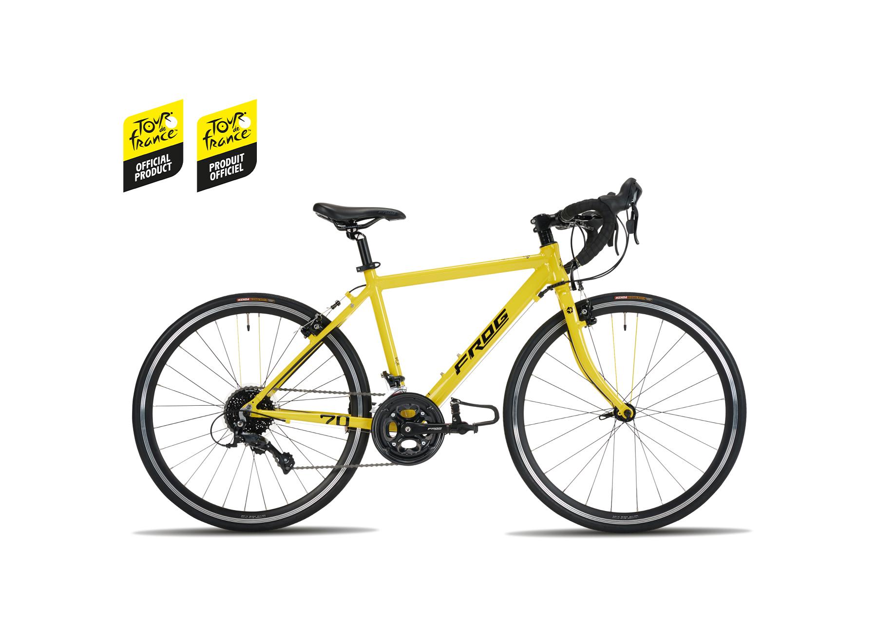 Frog Bikes, Tour de France, Rennräder