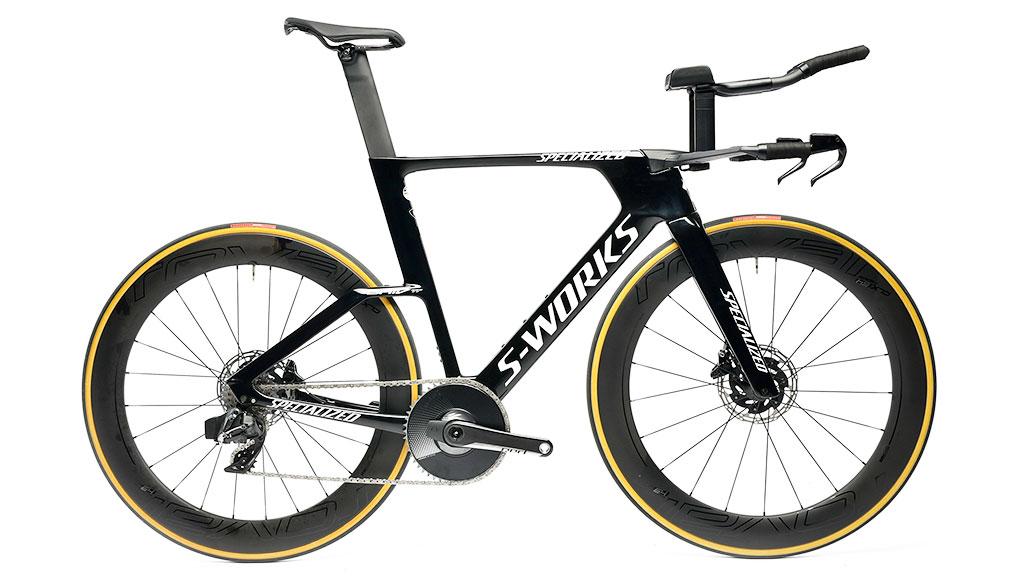 Specialized Shiv TT Disc, Zeitfahrräder, Triathlonräder, Aeroräder, Test
