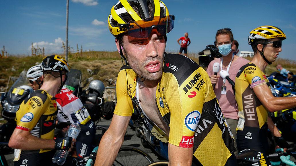 Tom Dumoulin, Tour de France, Favoriten