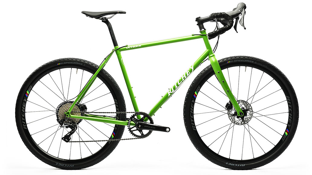 Ritchey Outback, Gravelbikes, Gravelbike-Test