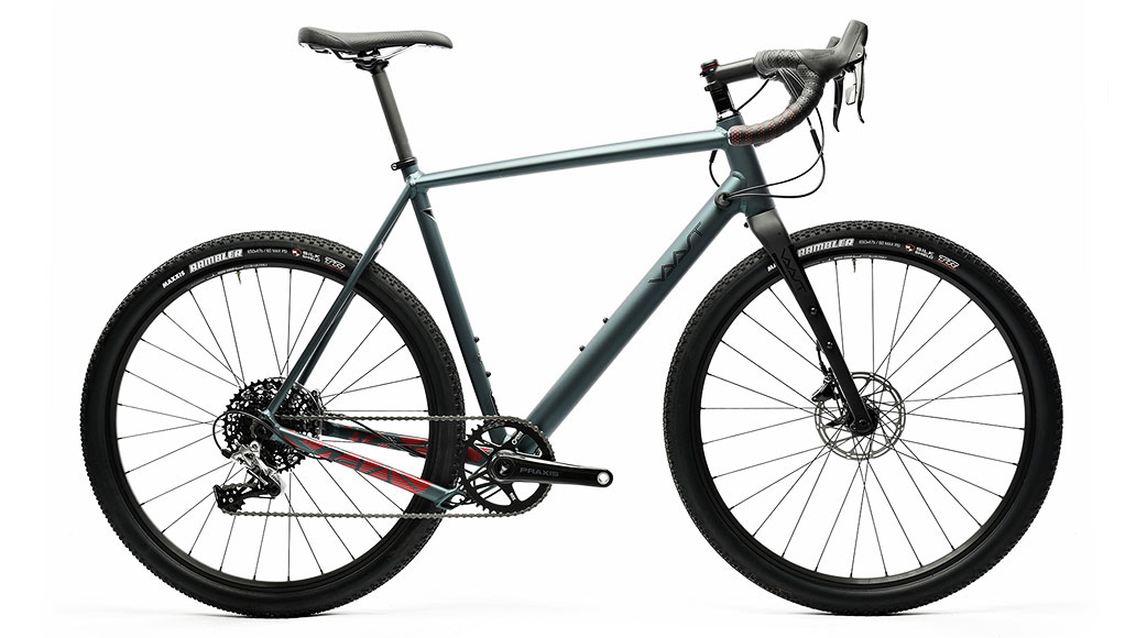 Vaast A1, Test, Gravel, Gravelbikes