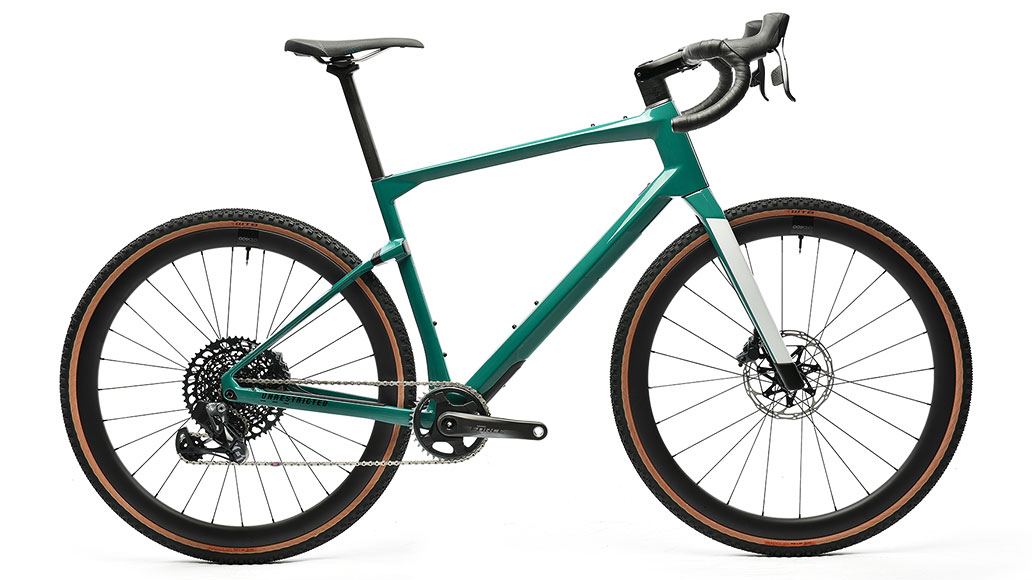 BMC Urs 01 Two, Gravelbikes, Test