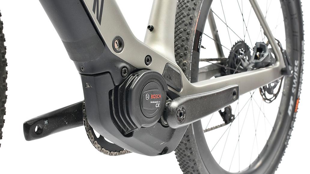 Bosch Performance Line CX, E-Motoren, E-Rennräder, Test