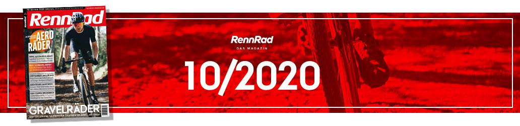 RennRad 10/2020, Banner