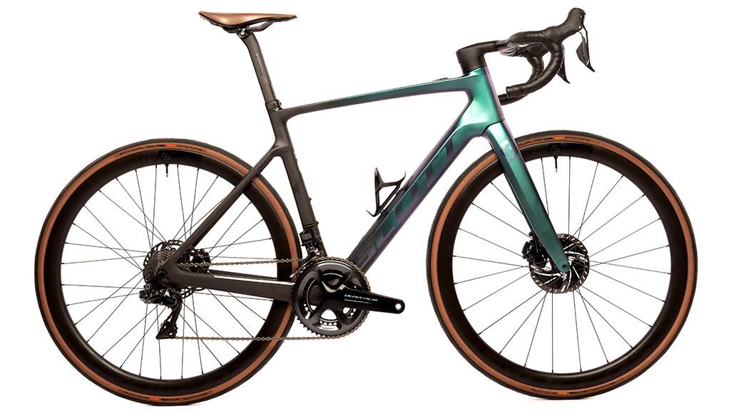 Scott Addict E-Ride Premium, E-Rennräder, Test