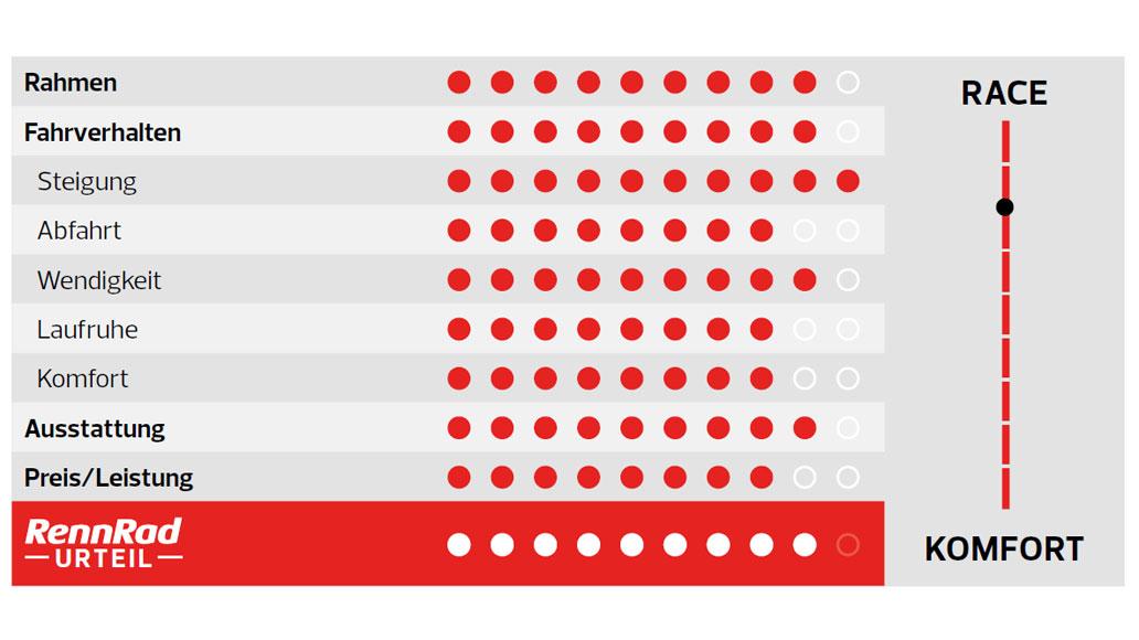 Storck Fascenario.3 Comp Disc, Radmarathon-Rennrad, Rennrad-Test, Test, Kaufberatung