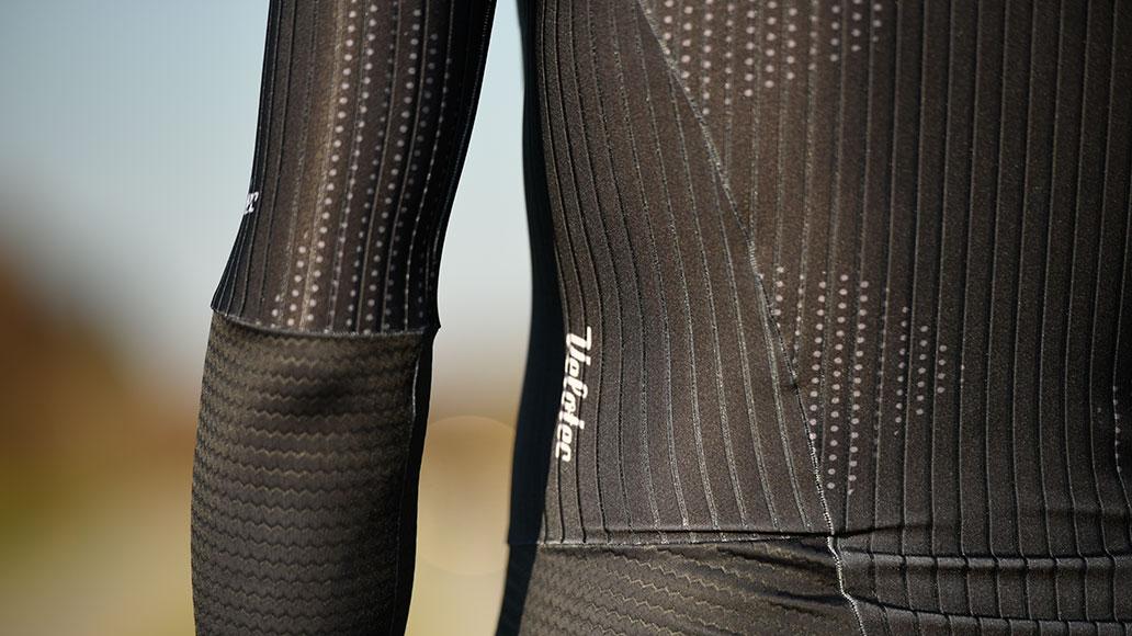 Velotec Dynamic Speedsuit, Zeitfahr-Anzug, Test