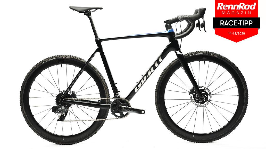 Giant TCX Advanced Pro 0, Cyclocrosser, Test