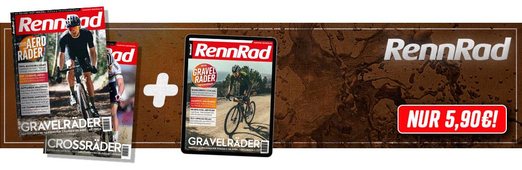 RennRad, Offroad, Herbst-Abo, RennRad 10/2020, RennRad 11/2020, Gravel, Cyclocross