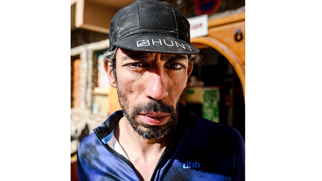 Sofiane Sehili, Atlas Mountain Race, Sieger