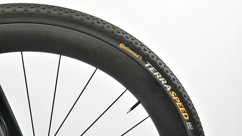 Continental Terra Speed, Gravel-Reifen, Test