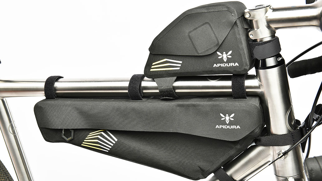 Apidura Racing Frame Pack, Bikepacks