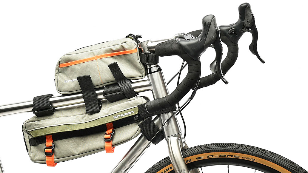 Birzman Packman Travel-Planet, Bikepacks, Test