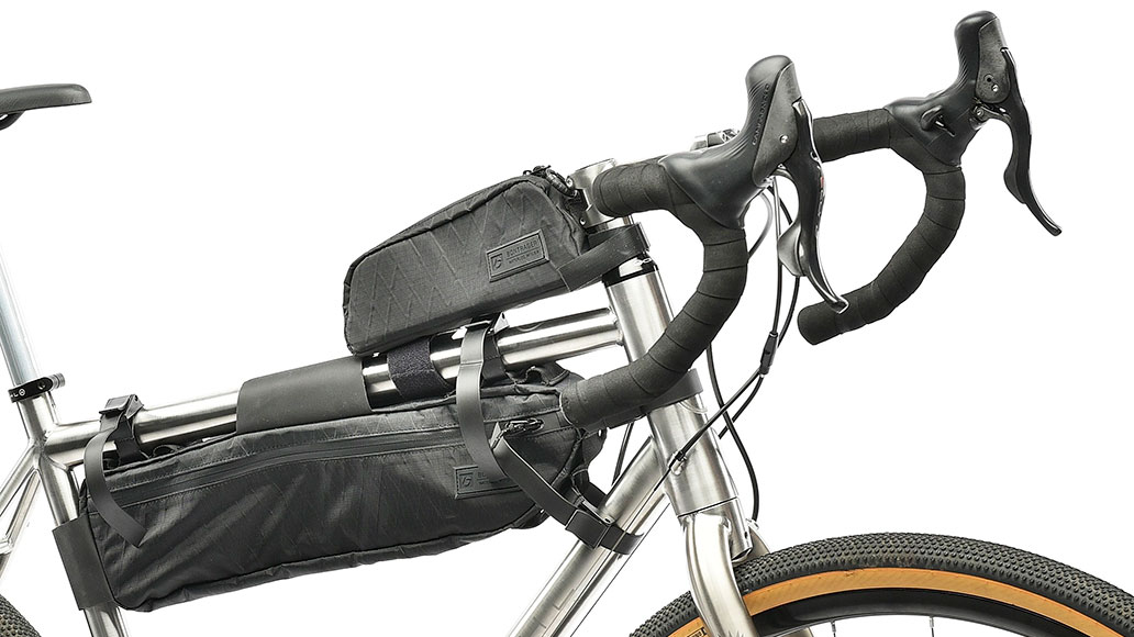 Bontrager Adventure Frame Bag, Bikepacks