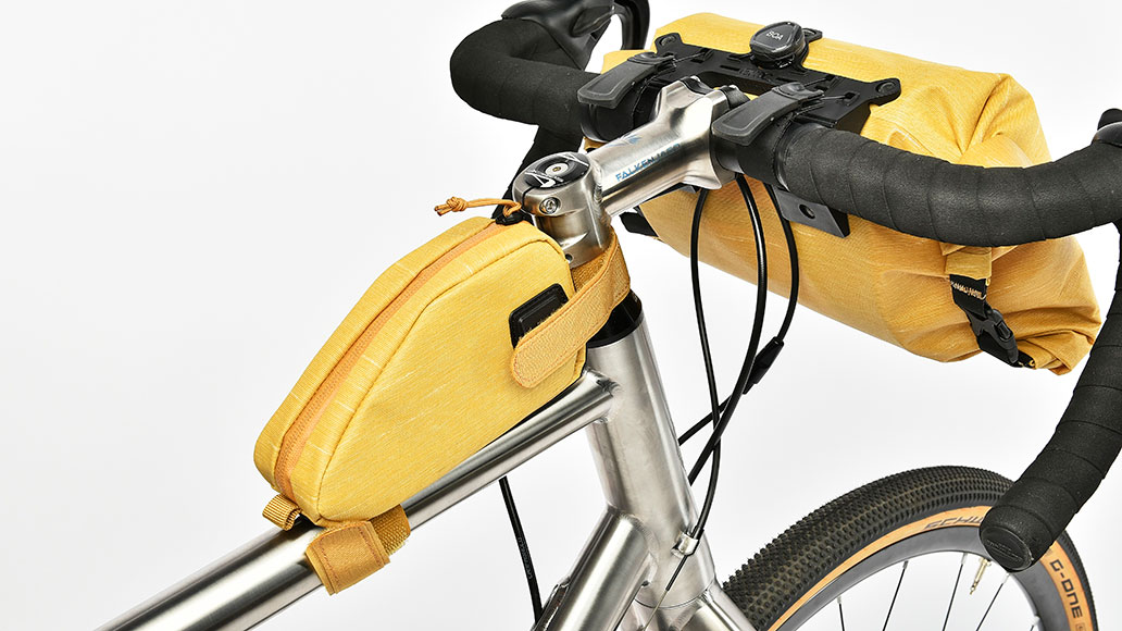 Evoc Top Tube Bag S, Bikeopacks
