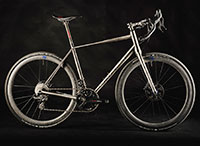 Falkenjagd Aristos RS Speed Gravel: Gravel-Bike im Test