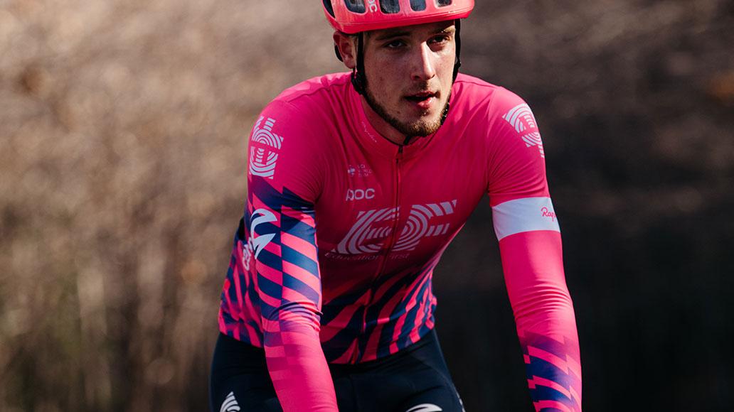 Jonas Rutsch, EF Pro Cycling Team, Wintertraining