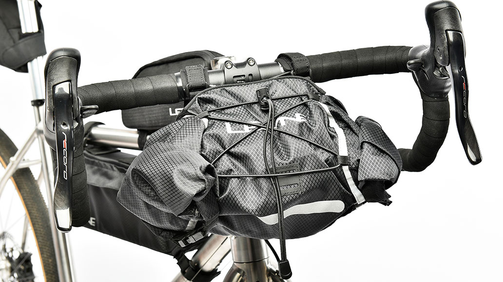 Lezyne Bar Caddy, Packtaschen, Test