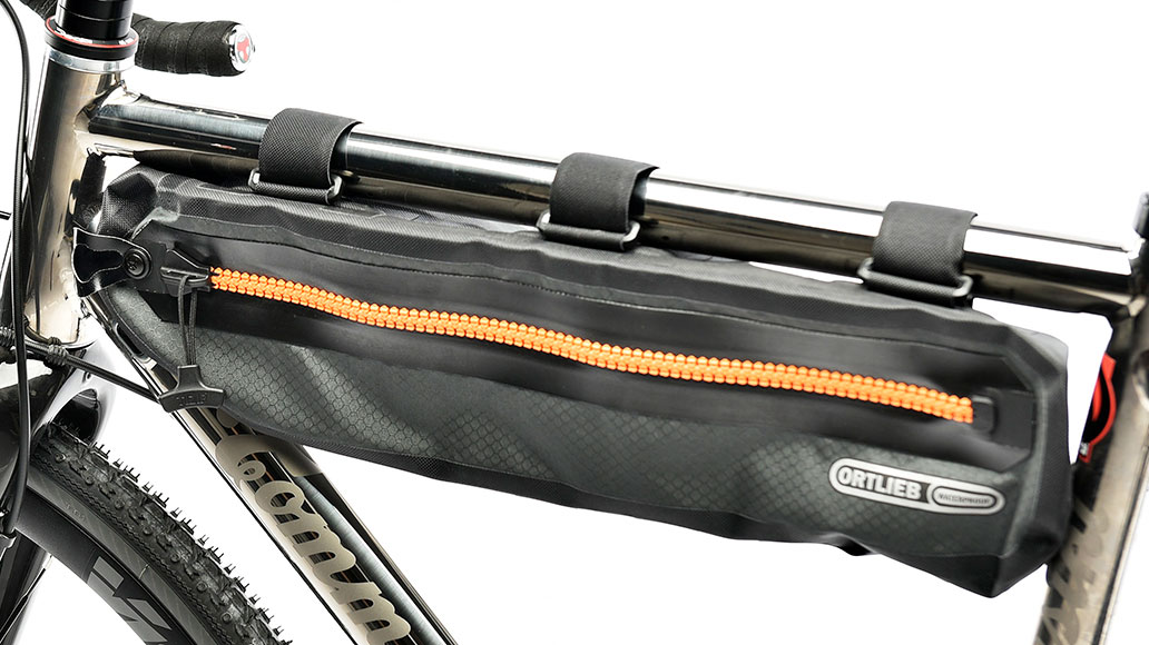 Ortlieb Frame Pack Top Tube, Bikepacks