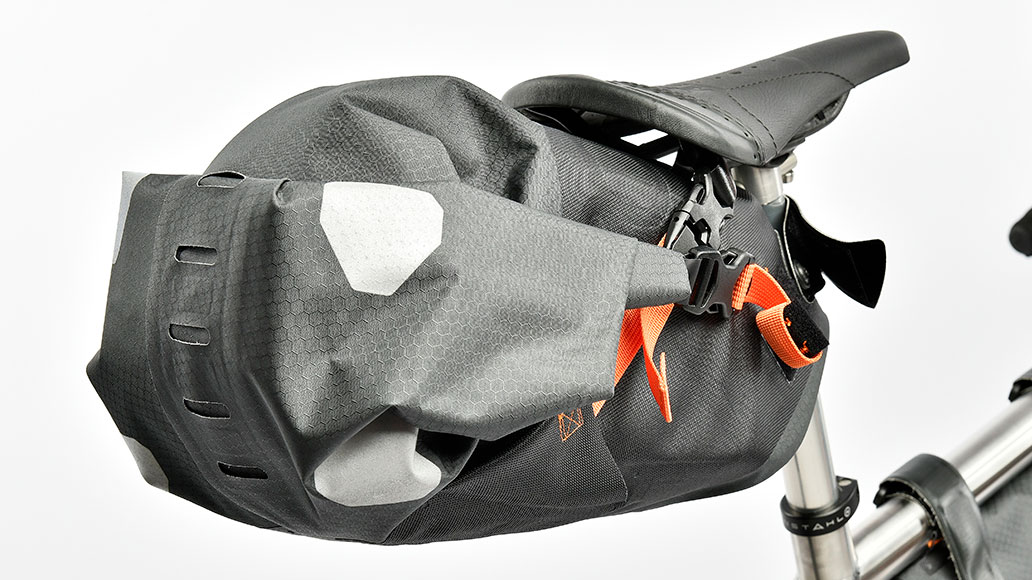 Ortlieb Seat Pack, Bikepacks, Test