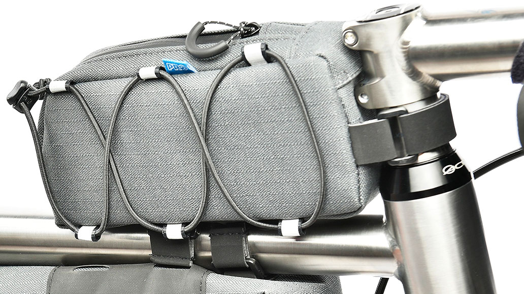 Pro Discover Top Tube Bag, Bikepacks