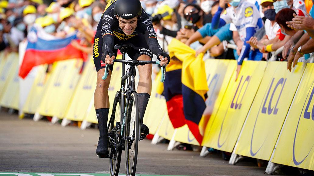 Wout van Aert, Tour de France 2020, Profi-Radsport, Veränderung, Generationswechsel