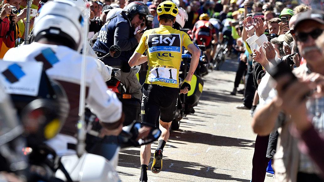 Chris Froome, WorldTour, Team Sky