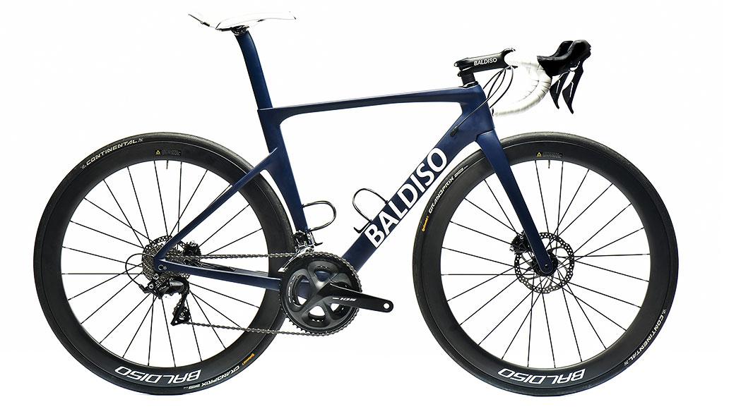 Baldiso Aero-Race-Bike, Bestseller, Test