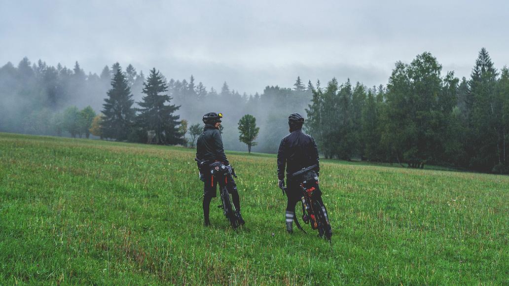 Bikepacking, Gravel, Bohemian Border Bash Race