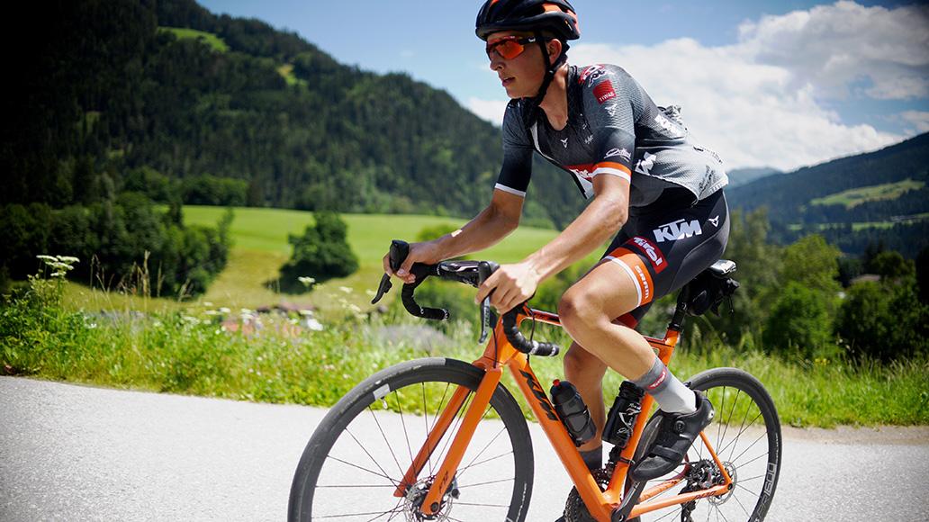 Florian Lipowitz, Porträt, Radsport