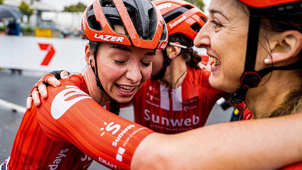 Liane Lippert, Radsport, Porträt