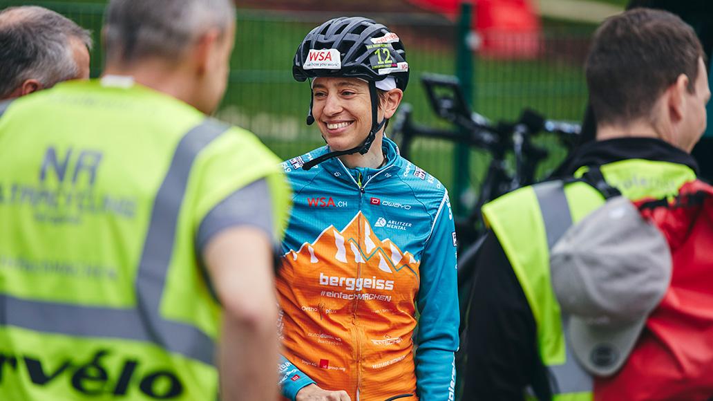 Nicole Reist, Extrem-Radsport, Frauen, Ultracycling, Portrait