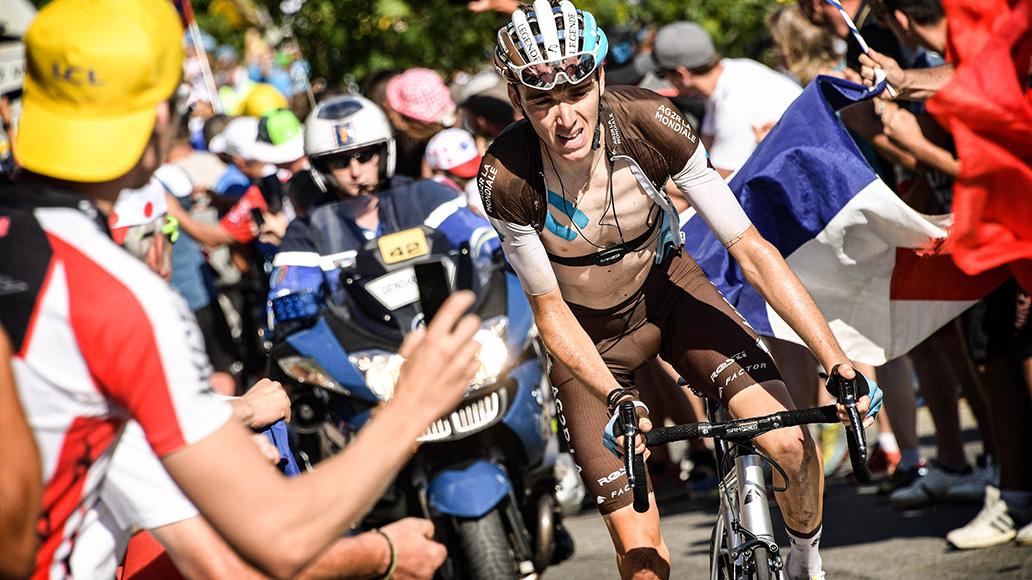 Romain Bardet, Tour de France, Porträt