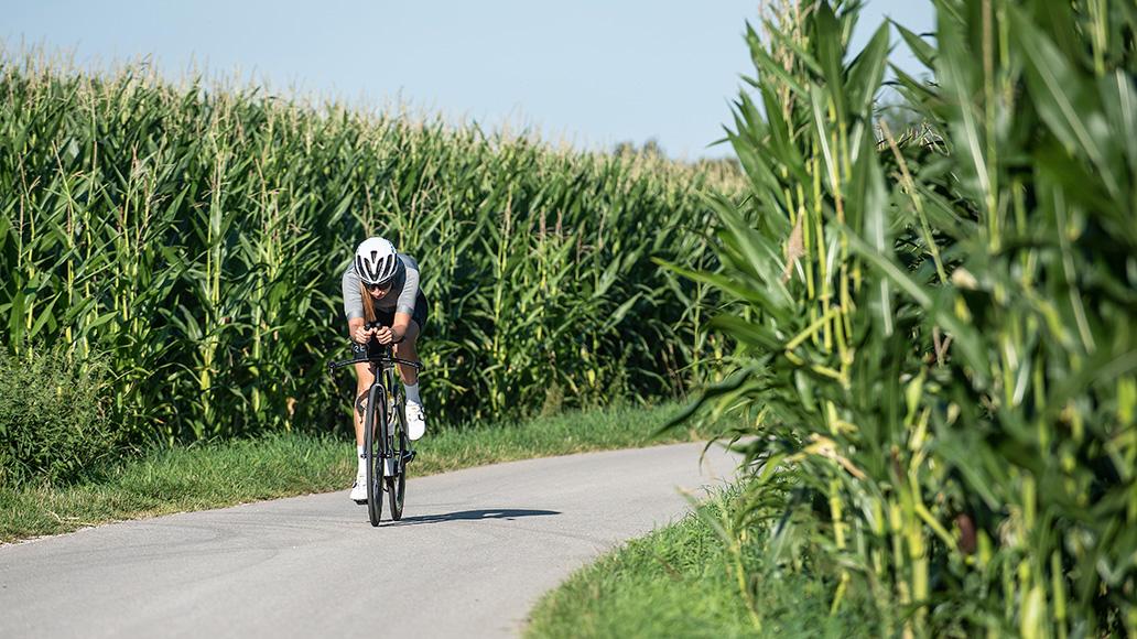 Zeitfahren, King of the Lake, Linda Klose