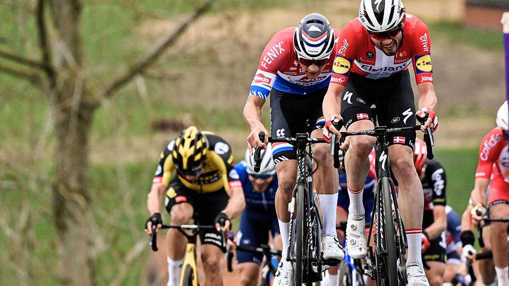 Kasper Asgreen, Portrait, Radsport, RennRad, Flandern-Rundfahrt, Radrennen